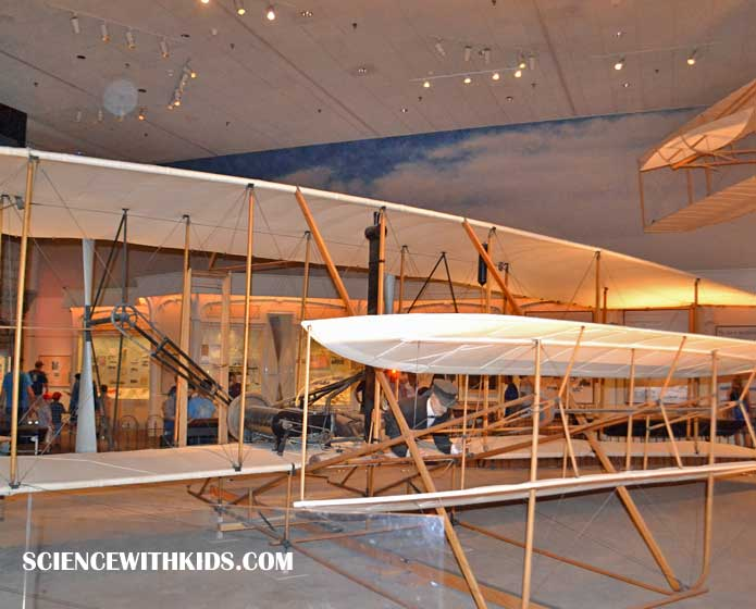 1903 Wright Flyer Smithsonian Air and Space Museum
