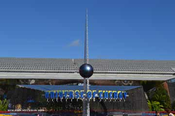 EPCOT Universe of Energy science