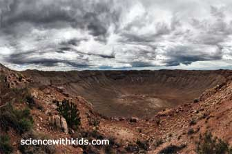 Barringer Crater - Meteor Crater