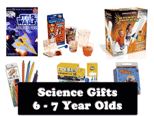 science gifts for 6 to 7 year old kids