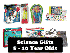 science gifts for 8 to 10 year old kids