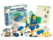 water power toy