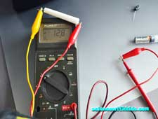 Make your own capacitor experiment