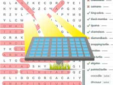 Science Word Search Games | Science with Kids.com