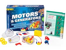 science motors and generators