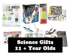 science gifts for 11 to 13 year old kids